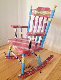 Charlotte's rocking chair