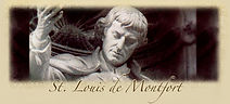 THE FRIENDS OF THE CROSS  by St. Louis De Montfort (1673-1716)