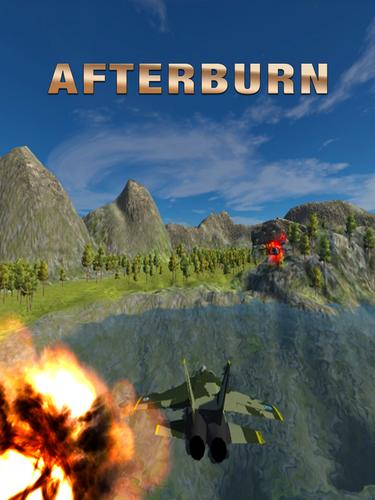 Afterburn   2018