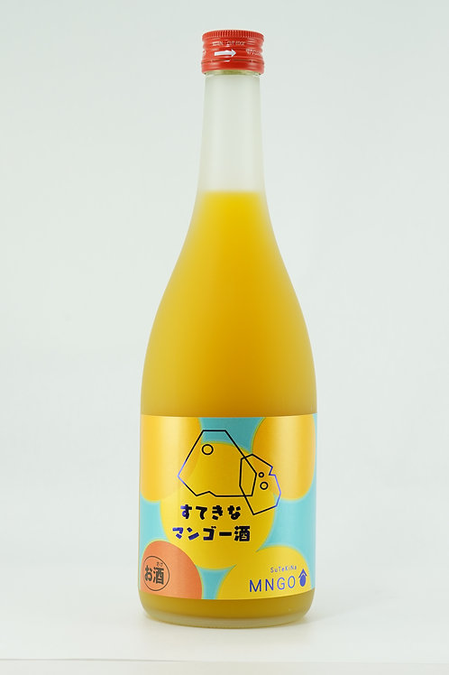 すてきなマンゴー酒