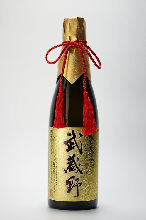 純米酒大吟醸 武蔵野