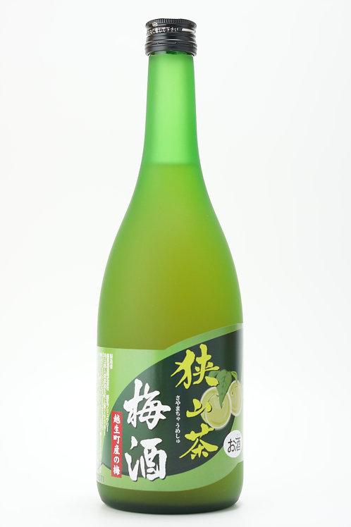 狭山茶梅酒