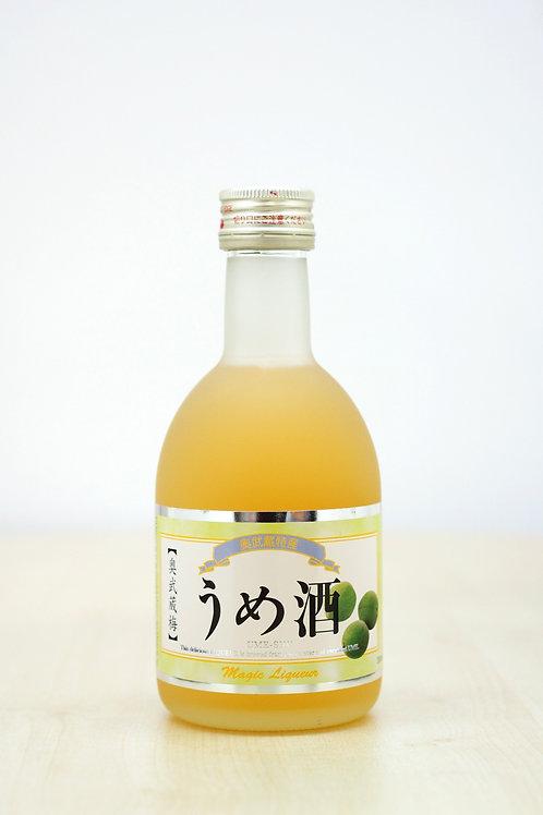 奥武蔵の梅酒