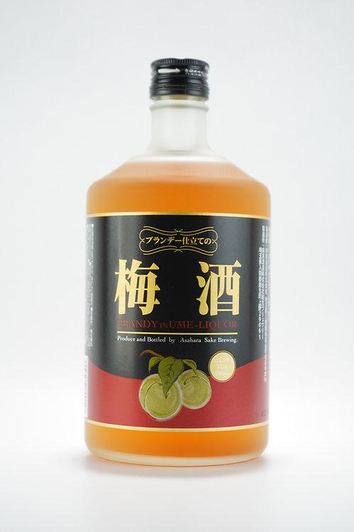 ブランデー仕立ての梅酒 720ml