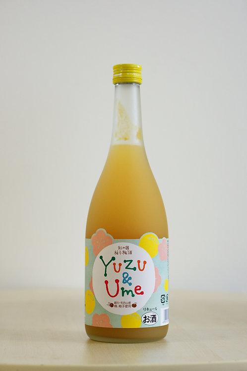 彩の国 柚子梅酒