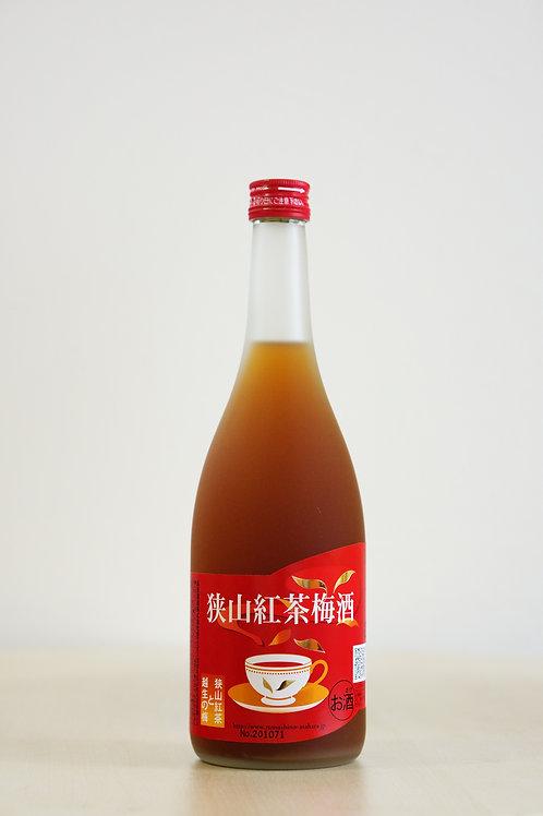 狭山紅茶梅酒