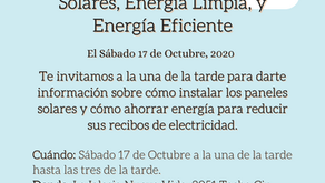 Solar & Energy Efficiency Basics - Bilingual Event for Latinx Business Owners