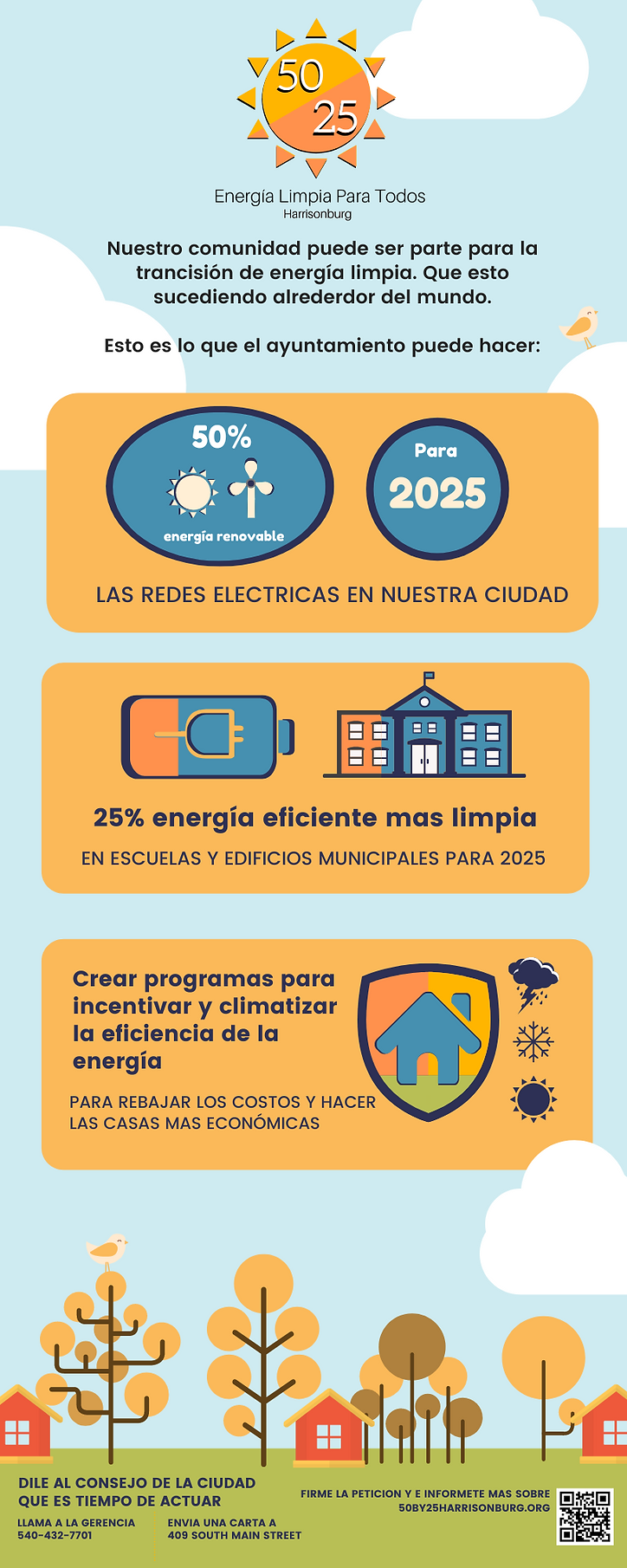 50 by 25 Infographic Asks Spanish Feb 11