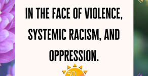Racial Solidarity Statement