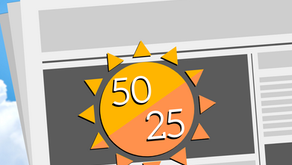 Welcome to 50 by 25's Events & News