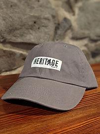 Heritage Dad Hat Grey.jpg