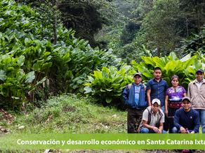 Conservación y desarrollo económico en Santa Catarina Ixtahuacán