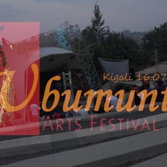 2017 - Ubumuntu Arts Festival, Kigali