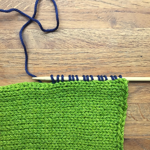 Seaming and Finishing for Knitting and Crochet