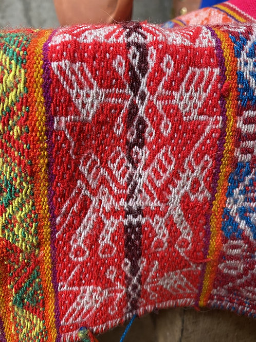 Andean Weaving Lecture Tour