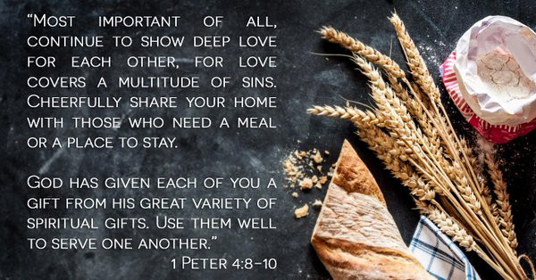 Serving With Love