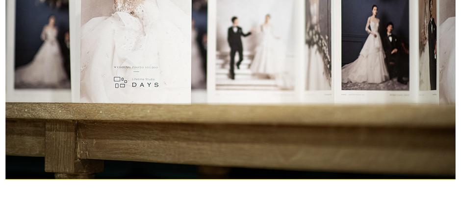 DAYS TOKYO WEDDING パンフレット