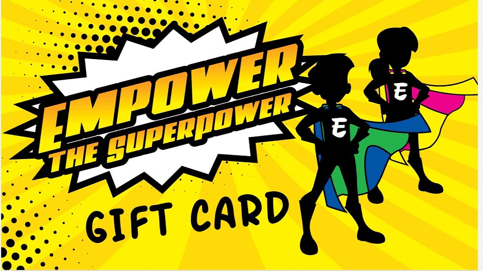 SuperPower GiftCard