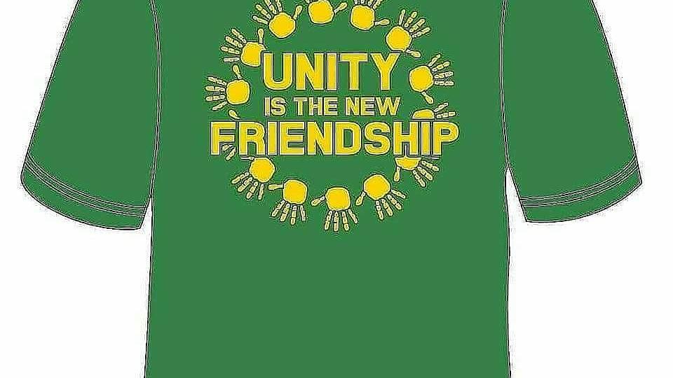 Unity is Friendship Tee