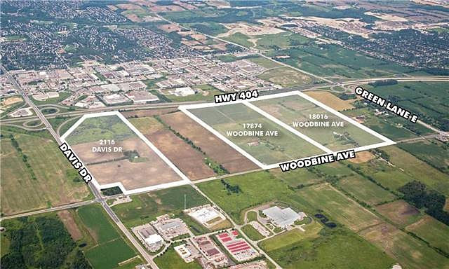 Woodbine Avenue