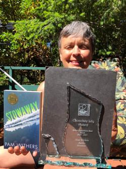 Pam Withers Novel Award 2021