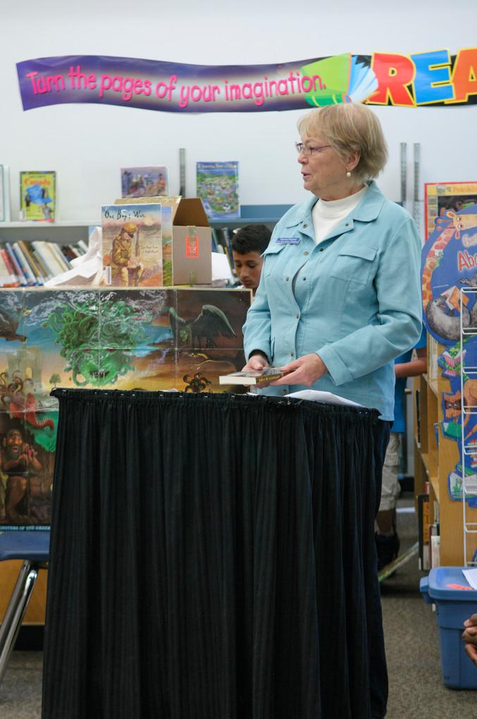 2012 Novel Winner Beryl Young