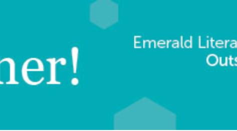 Our research wins the 2019 Emerald Literati Award