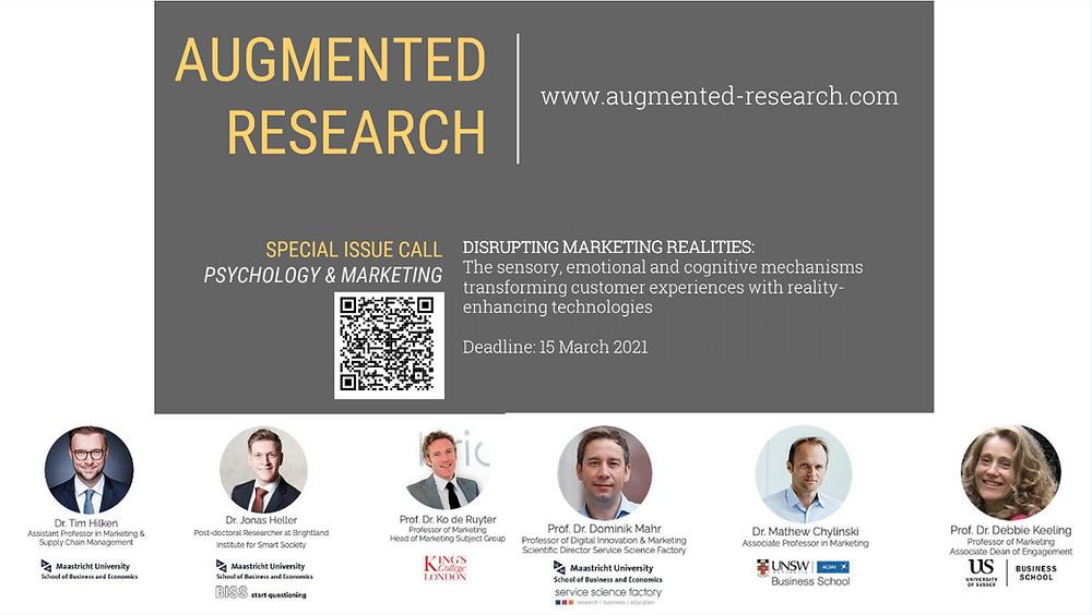 Augmented Reality Creativity Customer Engagement