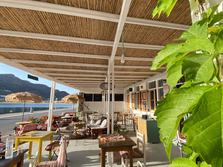 This summer, Allo Restaurant, Bar & Tapas will introduce you to the stunning Ios island of Cyclades