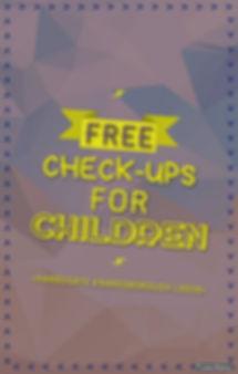 Free dental check-up, Harrogate