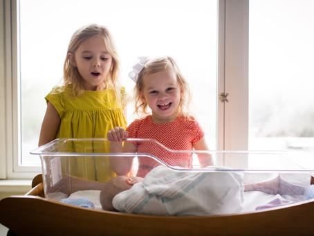 Fresh 48 vs. Lifestyle Newborn Session