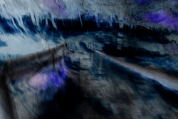 Movement In Blue No 5