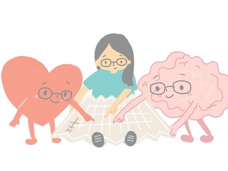 腦袋及身體的「意見」都很重要,有停一停留意嗎?
