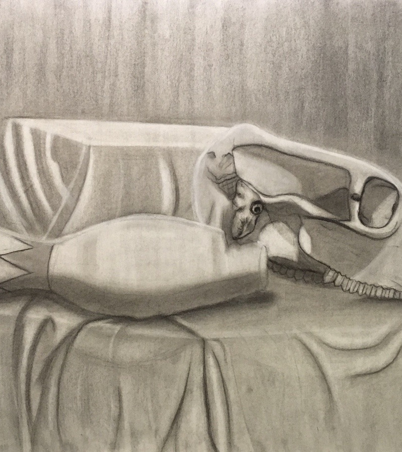 Value still life - Jackie Alpizar
