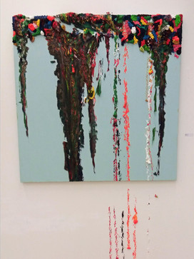 Contemporary abstraction - Lizzie Casper