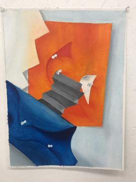 Color study - Aiyana White