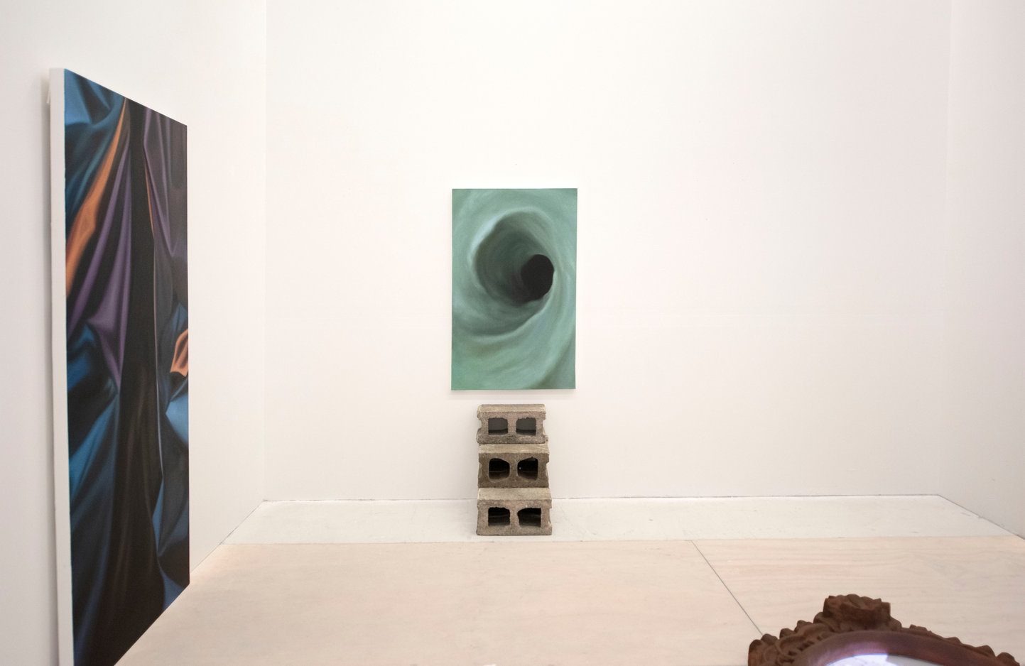 Call of the Void, installation view, 2020