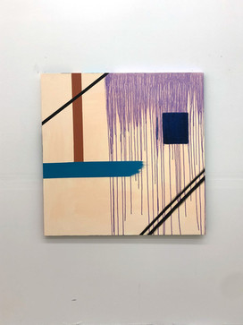 Contemporary abstraction - Isabelle Montalvan