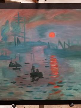 Master copy (Monet) - Kiona Goodman