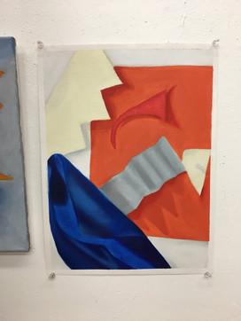 Color study - Isabelle Montalvan