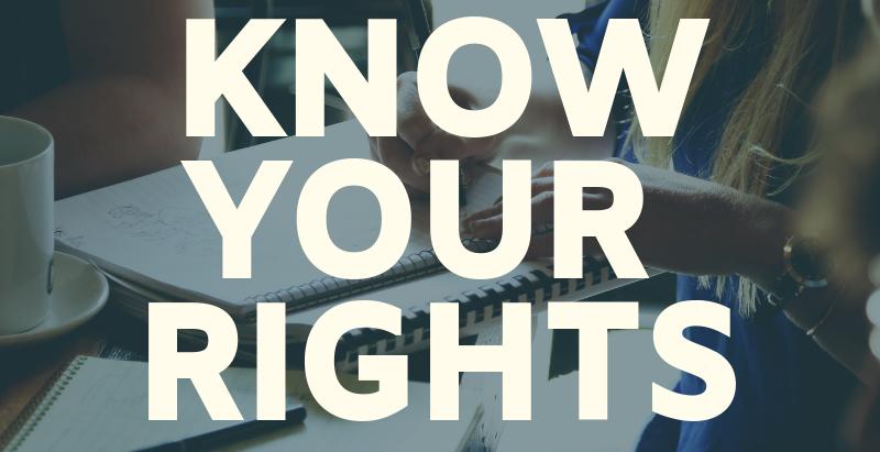 Weingarten Rights: Union Representation during Investigative Interviews