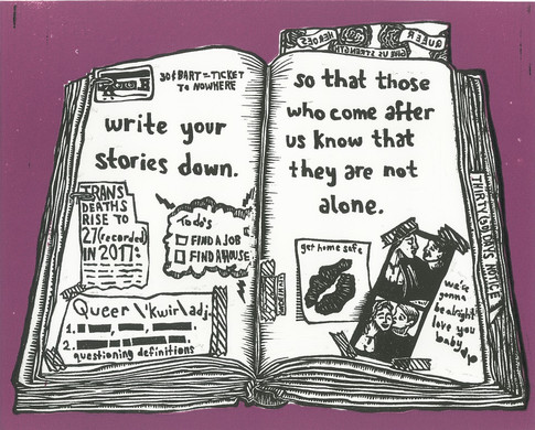 Write Your Stories Down