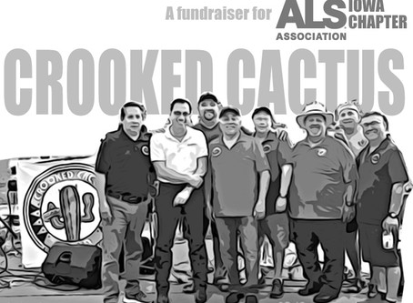 Crooked Cactus - May 2020 Artist of the Month - #crookedcatus