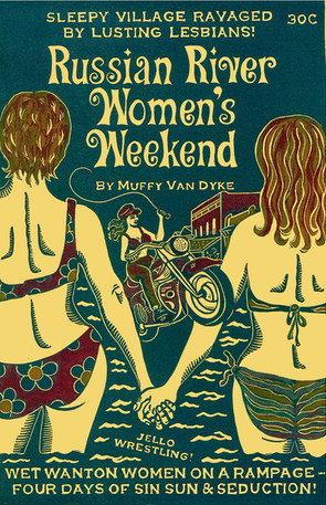 Russian River Women's Weekend