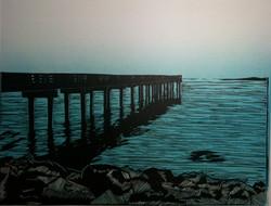 Nathan Yergler Candlestick Pier