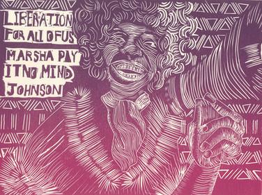 Marsha Pay It No Mind Johnson