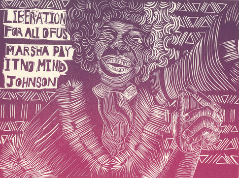 Marsha Pay It No Mind Johnson