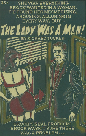 The Lady Was A Man