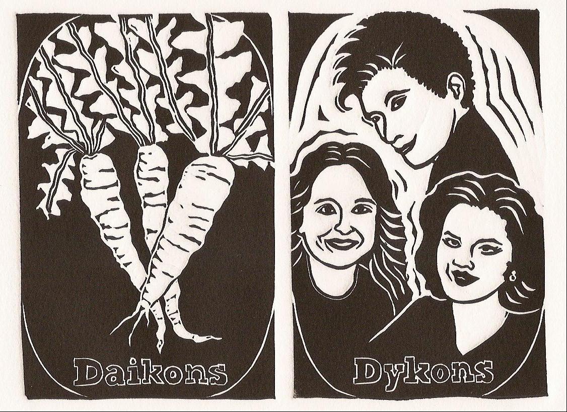 Dykons