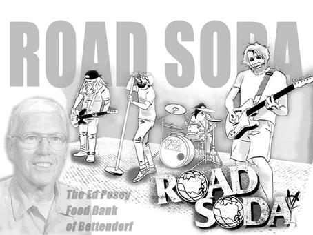 Road Soda - April 2020 Artist of the Month - #hotrodlincoln @roadsoda333 #lopiezpizza